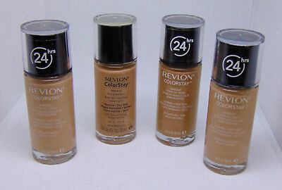 REVLON COLORSTAY Makeup Normal/Dry Skin 1Fl.oz/30ml Choose Shade