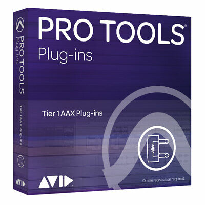 AVID COMPLETE PLUGIN Bundle Annual Subscription 9938-30025