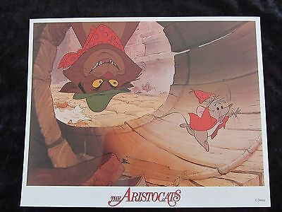 THE ARISTOCATS lobby card # 7 - WALT DISNEY