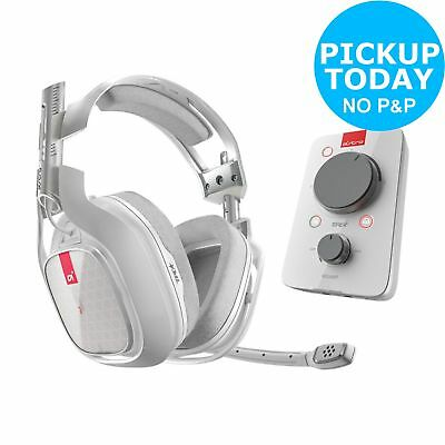 Astro A40 TR Wired Xbox One Gaming Audio system - White.