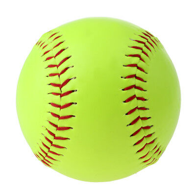 Softballs 12 inch - PVC Leather Cover - Cork Core - Throwing Training Aids