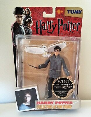 TOMY - Harry Potter - Collectors Action Figure - HP and the Deathly Hallows