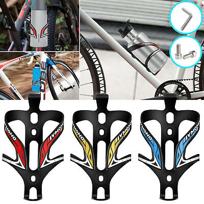 Aluminum Cycling Bike MTB Drink Water Bottle Holder Bicycle Bracket Mount Rack