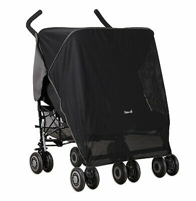 Koo-di Pack-it Sun & Sleep Stroller Pushchair Buggy Cover - Single or Double