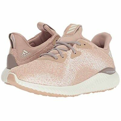 0d04fd9dfed79 Adidas Alphabounce Alpha Bounce Women s 8.5 Running Shoes AC6916 Ash Pearl  White