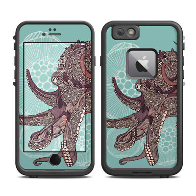 Skin for LifeProof FRE iPhone 6 Plus - Octopus Bloom - Sticker Decal