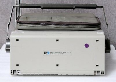 HP Agilent Keysight 4953A Protocol Analyzer