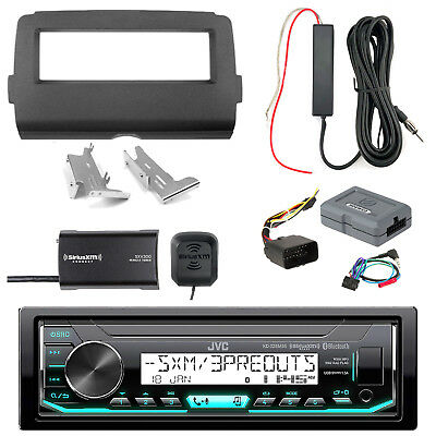 KDX35MBS Radio + Kit, Tuner, Handle Bar Controls, Antenna Kit (2014-Up Harley)