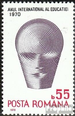 Romania 2874 (complete issue) unmounted mint / never hinged 1970 UNESCO