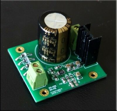 Low Noise LT3042 Linear Regulator Power Supply Board For Amanero XMOS DAC Power