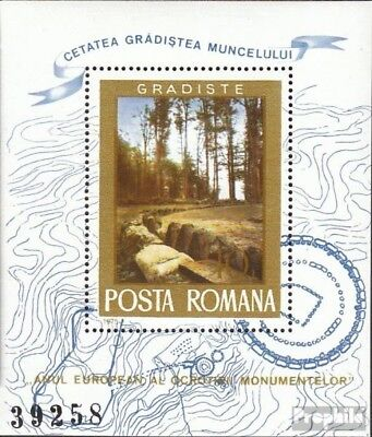 Romania block121 (complete issue) unmounted mint / never hinged 1975 Monumental