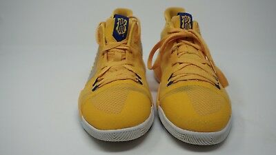 quality design 3a947 56794 NIKE KYRIE IRVING 3 III Mac and Cheese Yellow Blue University Gold 859466  791