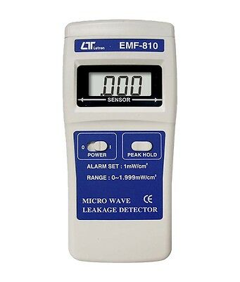 Lutron EMF810 Microwave Leakage Detector (Supplied with Aust Tax Invoice)