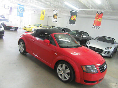 Audi TT Roadster 2dr Roadster Auto $6,800 includes SHIPPING immaculate auto CONVERTIBLE FLORIDA Car NONSMOKER