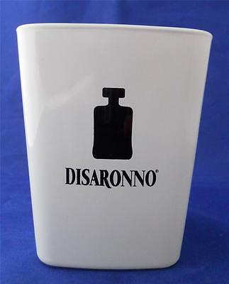 Disaronno Glass Square White 10 Oz. Tumbler Barware
