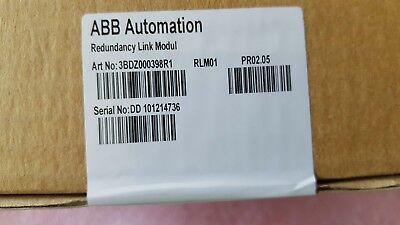 NEW  ABB RLM01 3BDZ000398R1 (Factory sealed )