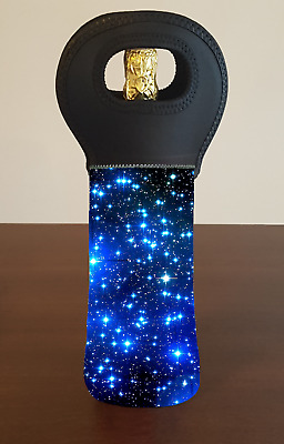 STARS SPACE Wine Bottle Cooler Bag