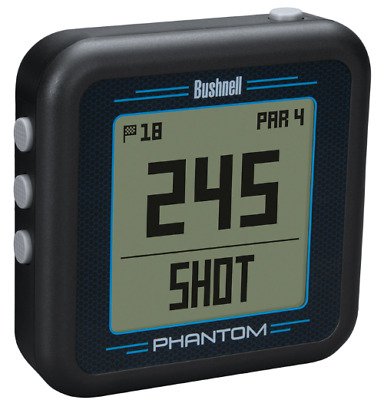 Bushnell Phantom Golf GPS (Black)