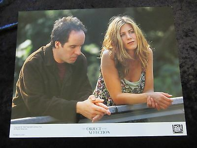THE OBJECT OF MY AFFECTION lobby card # 2 JENNIFER ANISTON