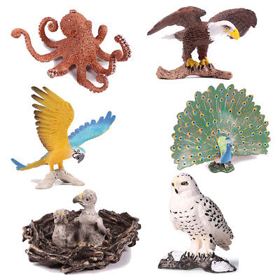 Animal Figure Model Children Early Educational Toys Kids Science Animals Gifts