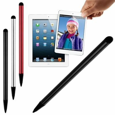 2pcs Universal Capacitive Touch Screen Stylus Pen for iPad iPhone Samsung Tab AU