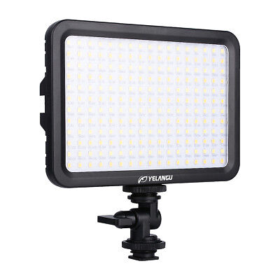 Photography Studio 204LED Video Light Lamp Dimmable for DSLR Camera DV Camcorder