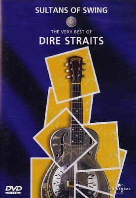 DIRE STRAITS SULTANS OF SWING The Very Best DVD REGION 0 PAL NEW