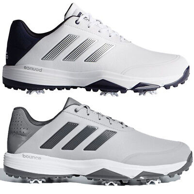 competitive price 52044 ed975 Adidas 2018 Mens AdiPower Bounce Lightweight Golf Shoes - Wide Fit