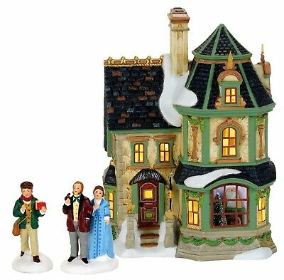 Home for the Holidays Gift Set Dept 56 Dickens Village 4059379 Christmas 3 pcs
