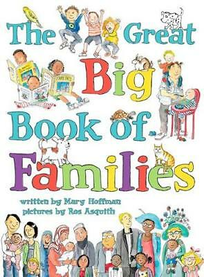 The Great Big Book of Families by Mary Hoffman, Ros Asquith (illustrator)