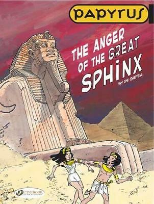 The Anger of the Great Sphinx by Lucien De Gieter (author)