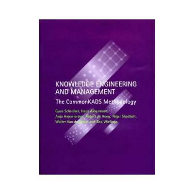 Knowledge Engineering and Management by Guus Schreiber (author), Hans Akkerma...