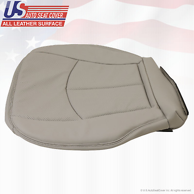 2007 2008 2009 Mercedes-Benz E320 Driver Bottom Cover Perforated Leather Gray