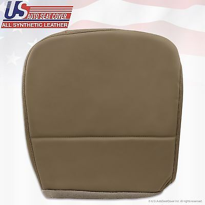 2008 To 2010 Ford F350 F450 F550 XL 4B Driver Bottom Seat Cover Stone Gray