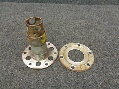 3745 Continental Hub and Flange Assy w/ Nut (BF)