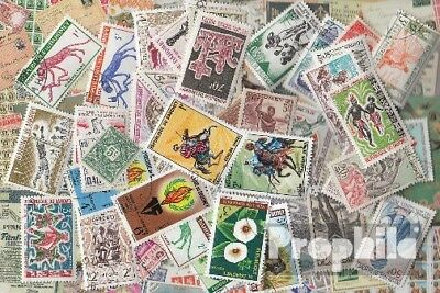 Dahomey 50 different stamps