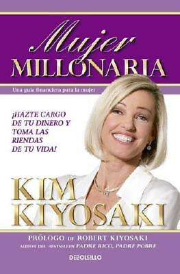 Mujer Millonaria / Rich Woman: A Book on Investing for Women by Kim Kiyosaki ...
