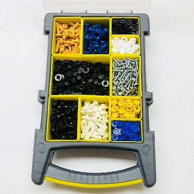 NUMBER PLATE CAR FIXING FITTING KIT Hinged Caps / Screws & Plastic Screws / Nuts