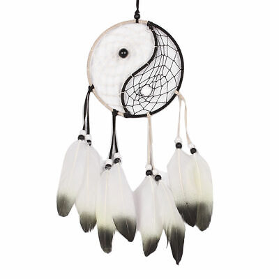 Handmade Indian Dream Catcher Feathers Car Wall Hanging Decor Vintage Gift