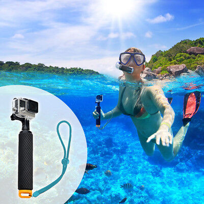 Action Camera GoPro 3 3+ 4 5 Handle Mount Float Diving Water Floating Hand Grip