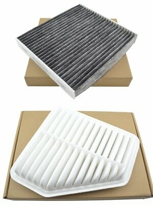 Combo Set Engine & Cabin Air Filter for 2008-2014 Scion Xb 2011-2014 tC
