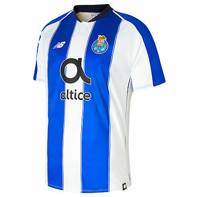 FC Porto Football Home Jersey Shirt Tee Top 2018 19 Mens New Balance