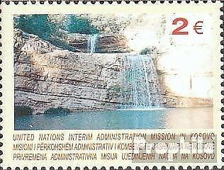 kosovo (UN-Administration) 26 mint never hinged mnh 2004 Landscapes