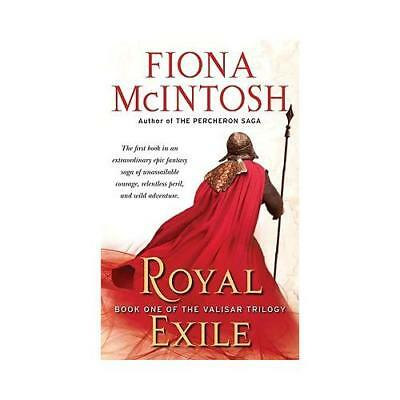 Royal Exile by Fiona McIntosh (author)