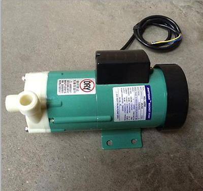 4m Max MD-40R Magnetic Drive Chemical Transfer Pump Threaded Joint  220V 65W