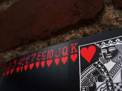 Bicycle Black Tiger Playing Cards // Ellusionist