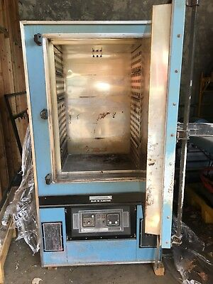 Blue Electric 336 Size Oven 343 c / 650 F 3 phase oven 208V