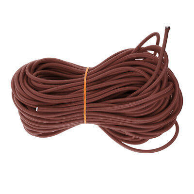 5mm Strong Round Elastic Bungee Rope Shock Cord Tie Down DIY Jewelry Making
