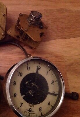 Smiths Car Clocks  For Restoration Or spare Parts