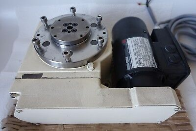 Weiss Rundschalttisch Rotary Indexing Table TC 150 - 06